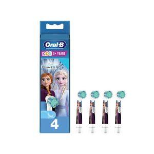 Oral-B EB10-4 Frozen II gyerek pótfej 4db (10PO010348) kép