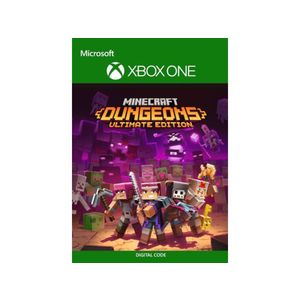 Minecraft Dungeons Ultimate Edition Xbox One - Series X kép